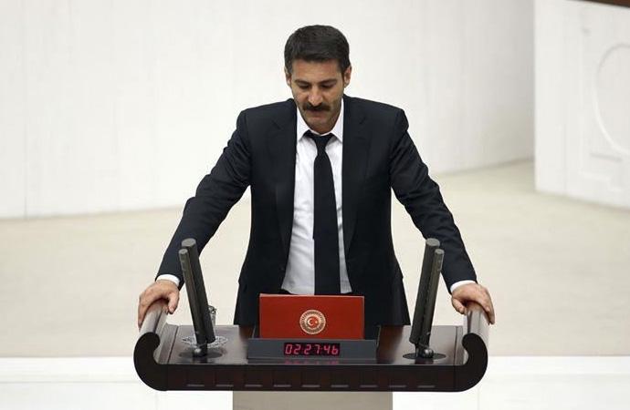Evinde PKK'lı yakalanan HDP milletvekili hakkında soruşturma