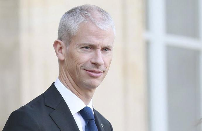 Fransa Kültür Bakanı koronavirüse yakalandı