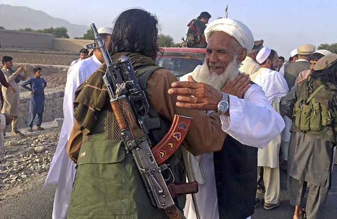 Taliban'dan açıklama
