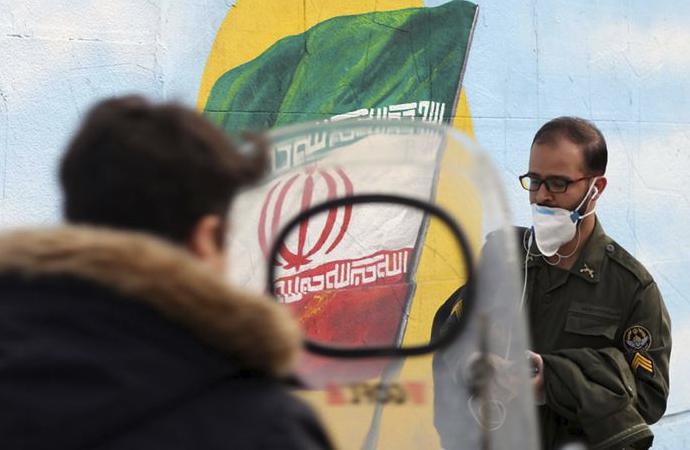 İran ilk kez bir şehri karantinaya aldı