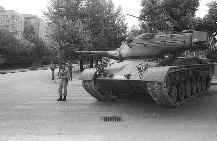Türkiye'ye vurulan ikinci darbe: 12 Mart 1971
