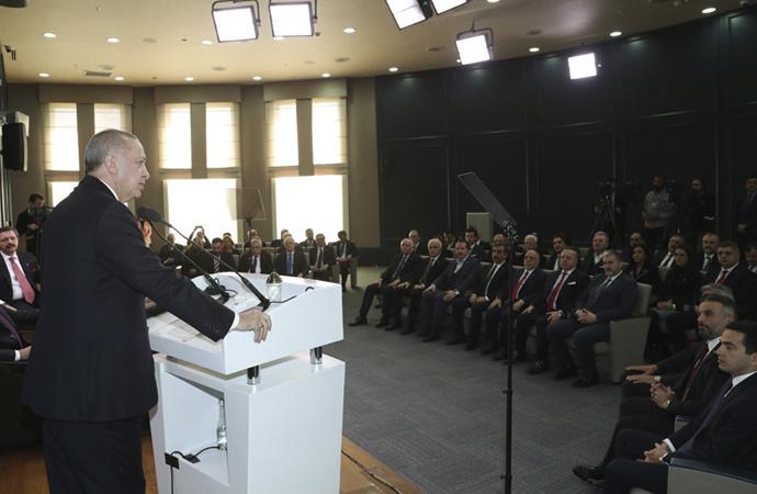 Erdoğan: 'Artık kapılar açılmıştır'