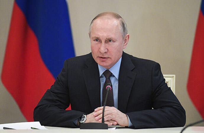 Putin: 'Hedefimiz, kimsenin Rusya ile savaşmaya cesaret edememesi'