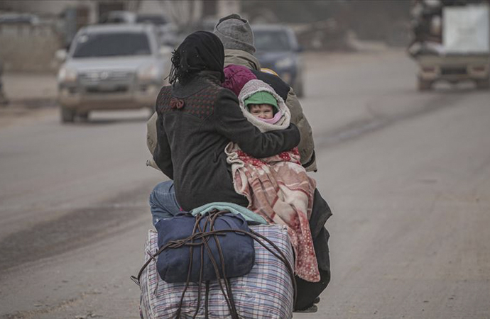 Suriye iç savaşı 10'uncu yılına giriyor