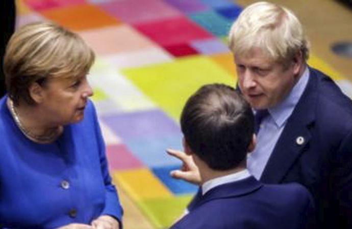 İngiltere, Almanya, Fransa ve Amerika'dan ortak açıklama