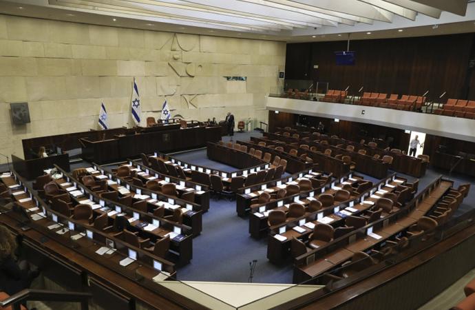 İsrail'de en büyük muhalefet ittifakı dağıldı!
