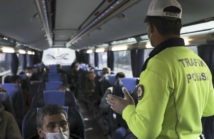 Ankara Valiliği şehirler arası seyahat tedbirlerini açıkladı
