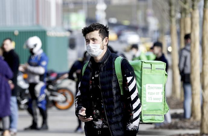 Virüs salgınına ilişkin dünyadan son rakamlar