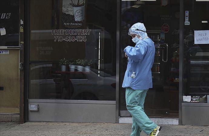 Amerika, Çin'den tıbbi yardım almaya başladı