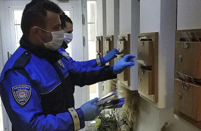 İstanbul'da korona tedbirlerine uymayan 305 kişiye işlem yapıldı