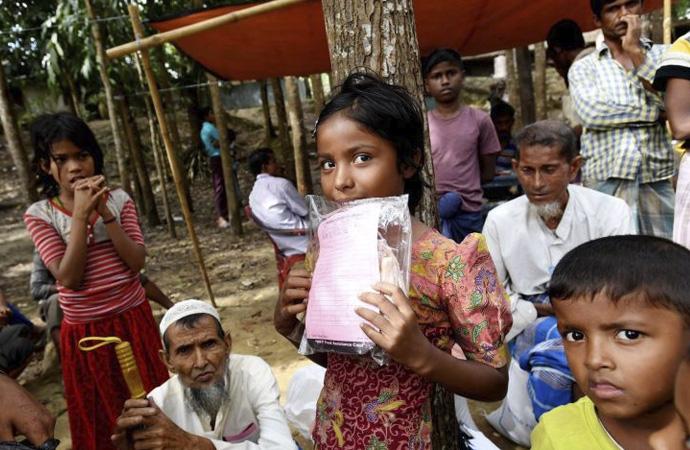 BM'den Arakanlı Müslüman mülteciler için 877 milyon dolarlık yardım çağrısı