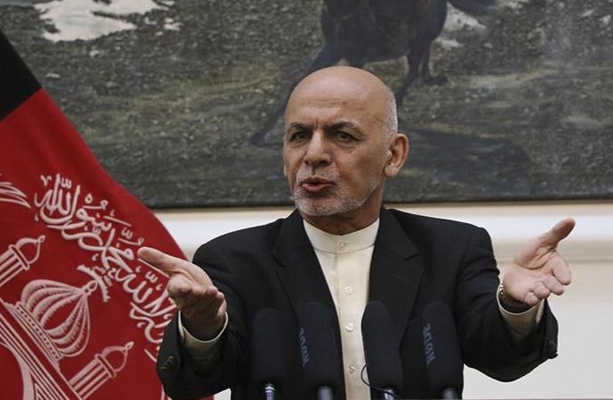 Afgan hükümetinden Taliban'a ön şart