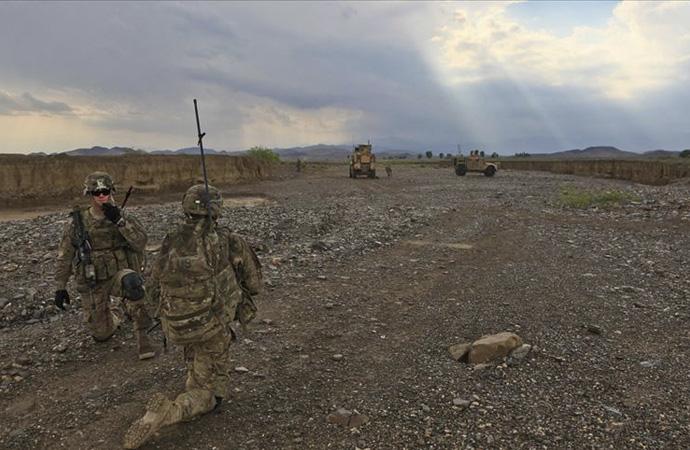 Taliban ile polis arasında çıkan çatışmada 6 polis öldü