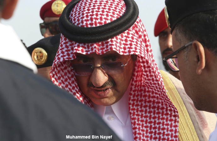 Suudi Kraliyet ailesi içerisinde yeni hamle