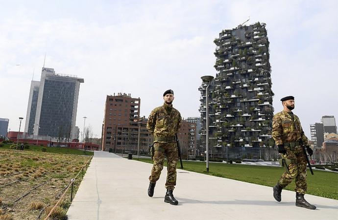 İtalya'da 3 Nisan'a kadar sürecek yeni tedbirler