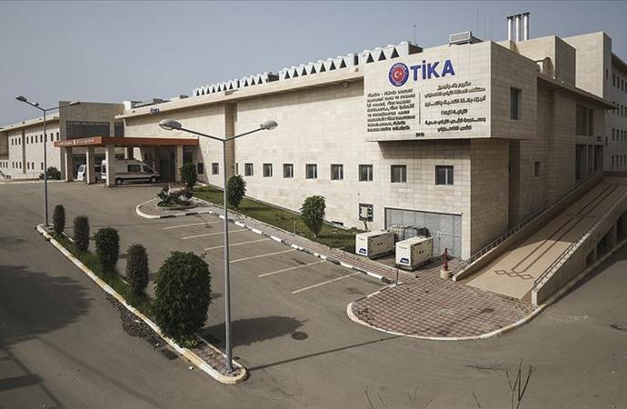 Türkiye'nin Gazze'de yaptığı hastane Filistinlilere devredildi