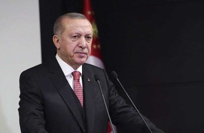 """Cumhurbaşkanı, """"Milli dayanışma"""" kampanyası başlattı"""
