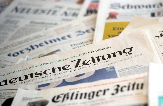 Amerika'nın, Avrupa'ya seyahat yasağı Alman basınında