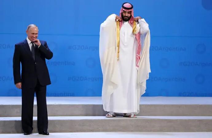 Petrol savaşlarında Rusya ve Suudi Arabistan'ın hedefleri