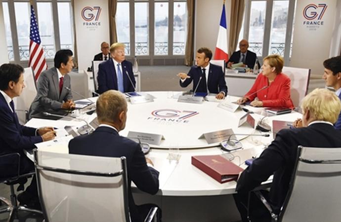 7 ülke kendi aralarında iş birliği kararı aldı