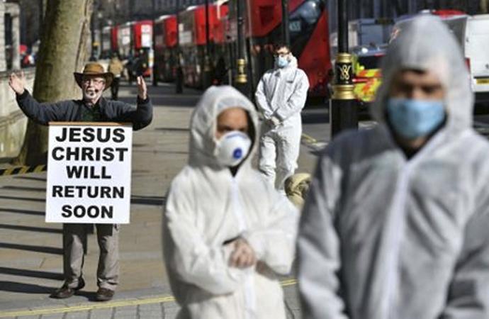 Gizli rapor iddiası: Virüs İngiltere'nin yüzde 80'ine bulaşabilir