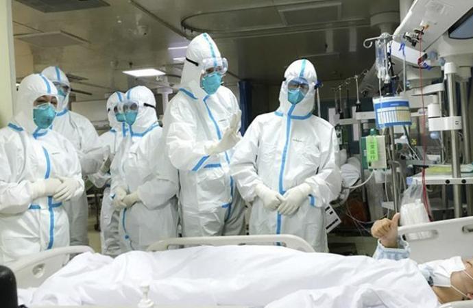 Hubei'ye yardım için giden sağlık ekipleri çekilmeye başladı