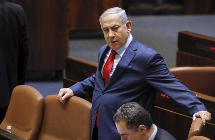 Netanyahu: Binlerce İsrailli koronavirüsten ölebilir