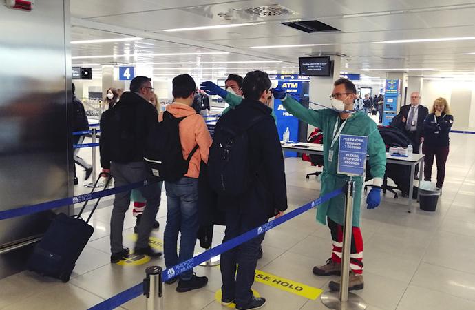Avrupa vatandaşı olmayan Avrupa'ya giremeyecek