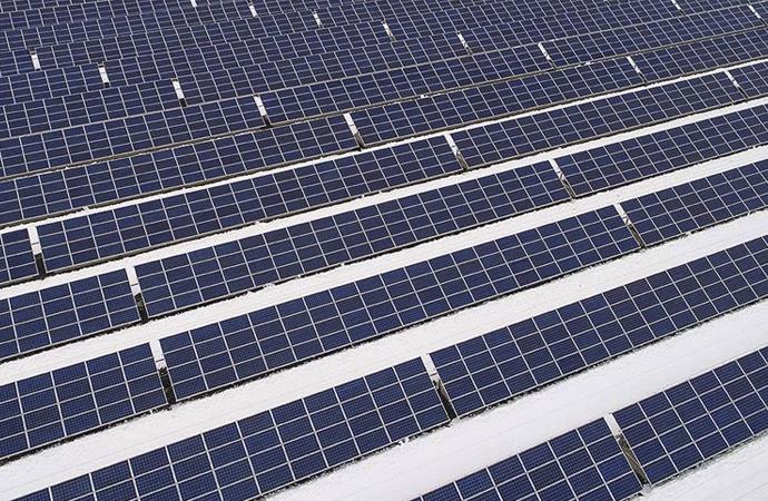 10 bin liralık güneş enerjisi yatırımına 30 yıl ücretsiz elektrik