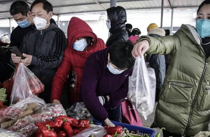 Çin'de ülke içi kaynaklı koronavirüs vakası ilk kez görülmedi