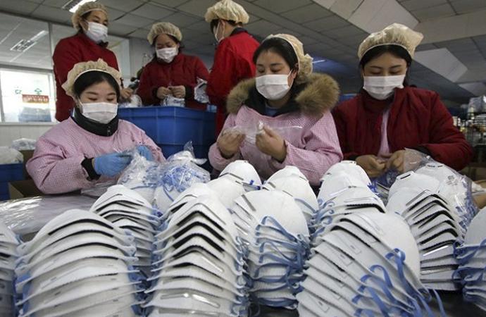 'Gelişmiş' batı ülkeleri arasında maske savaşı