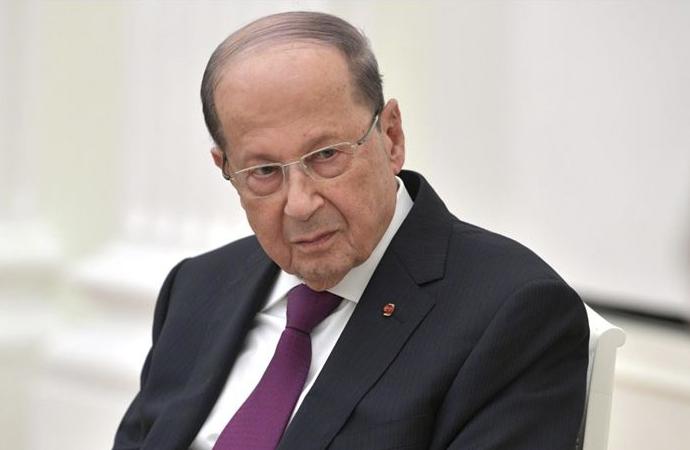 Cumhurbaşkanı Avn: Lübnan benzersiz bir krizden geçiyor