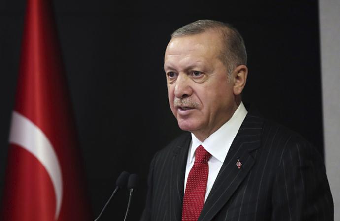 Erdoğan: 'Salgının ardından dünyada hiçbir şey eskisi gibi olmayacak'