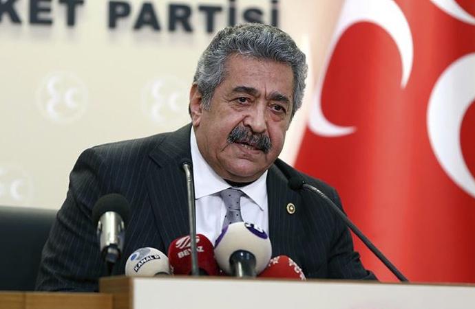 MHP Genel Başkan Yardımcısı Yıldız'a korona tanısı