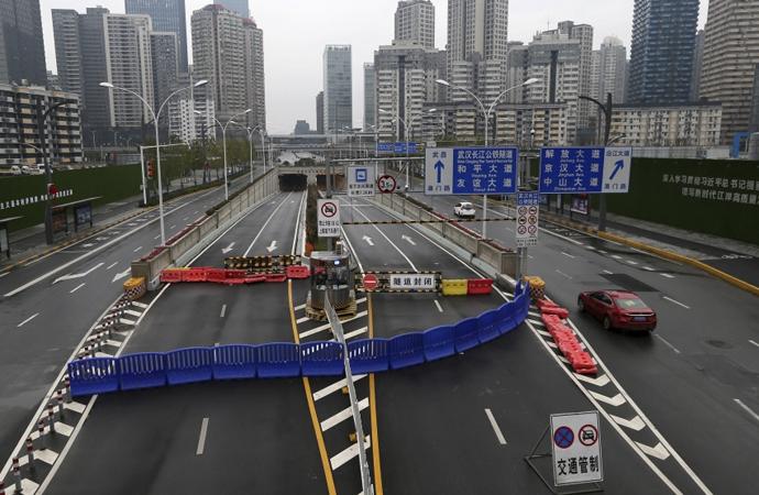 Çin'in Vuhan kentinde 76 gündür süren karantina kaldırıldı