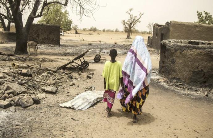 'Mali'de bu yıl 5 milyon kişi gıda sıkıntısı yaşayacak'