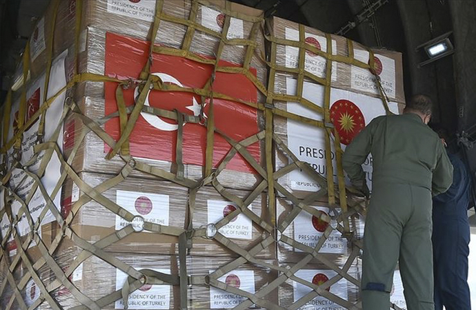 Türkiye'den 5 Balkan ülkesine tıbbi yardım