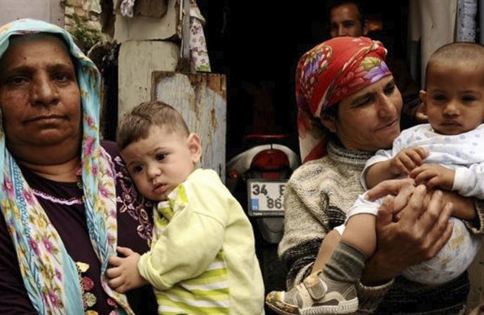 CHP'den Romanlar raporu: Sağlıktan eğitime, barınmadan istihdama sorun var