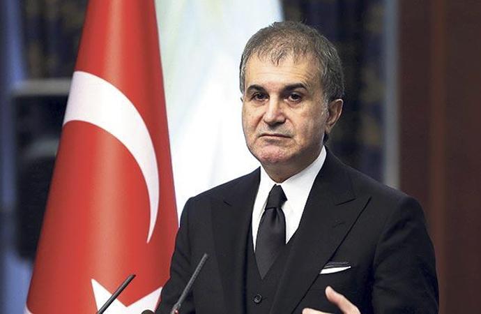 Ömer Çelik: 'Türkiye, Avrupa coğrafyasının teminatı'