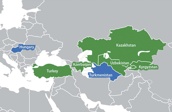 """Türk Konseyi'ne """"Pandemi sonrasına hazırlanalım"""" mesajı"""