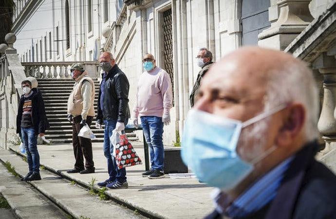 'İtalya'da mafya, salgını nüfuzunu artırmak için kullanıyor'