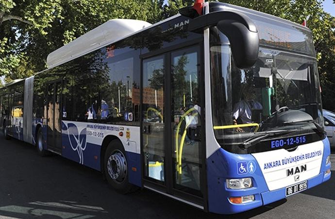 Ankara'da toplu taşımada yeni tedbirler