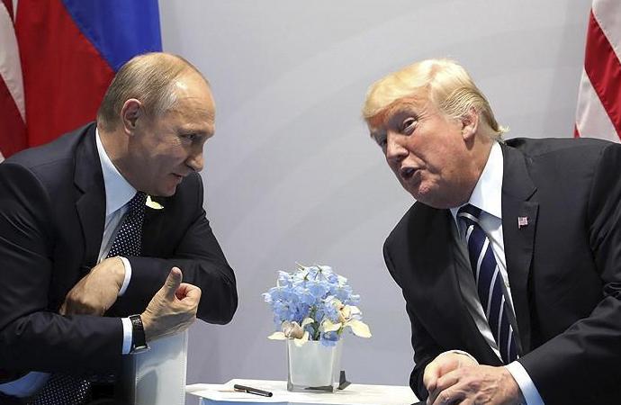 Trump, Putin ve Kral Selman arasında üçlü telefon görüşmesi