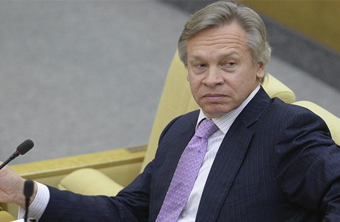 Rus senatöre göre 'ABD, Çin ve Rusya yeni dünyayı şekillendirecek'