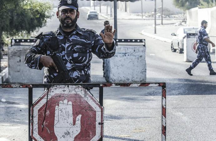 """""""İsrail ile normalleşme diyaloğu""""na katılanlar gözaltına alındı"""