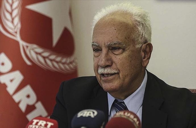 Perinçek'ten Soylu'ya destek: 'Zafer Türkiye Cumhuriyeti'nin olacak'