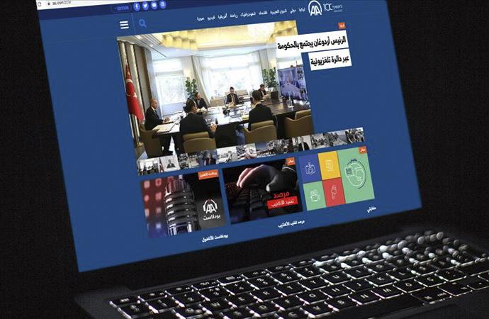 Suudi Arabistan, AA ve TRT'nin internet sitelerine erişimi engelledi