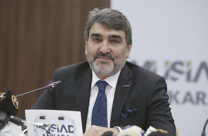"""Müsiad'dan """"Sabit faizli devlet tahvili"""" önerisi"""