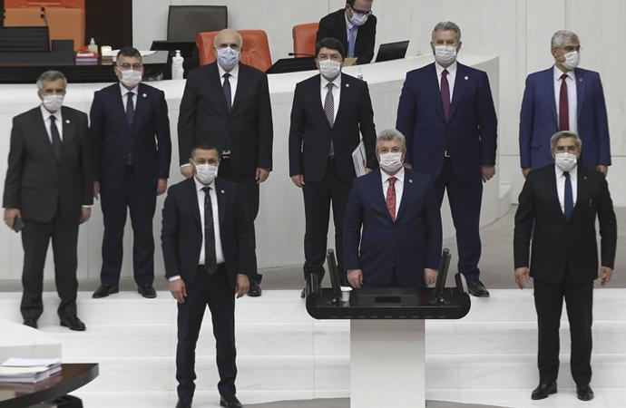 İnfaz düzenlemesi Meclis'te kabul edildi