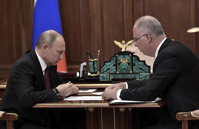 Rusya'ya doğrudan yabancı yatırım yüzde 98 düştü